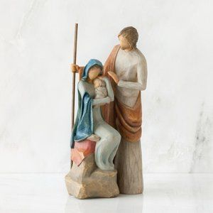 The Holy Family 29290 Willow Tree Figures NEW